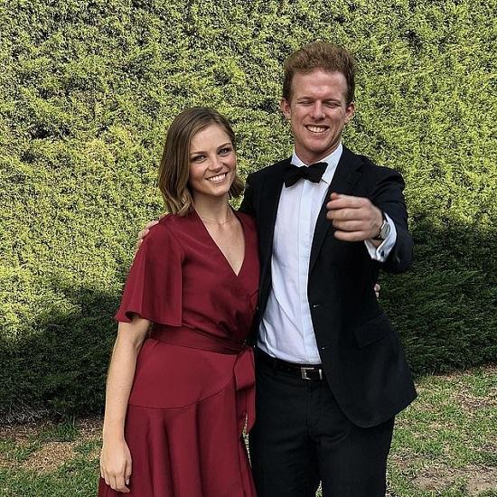 Adam Densten proposes to girlfriend Rachel Falconer!