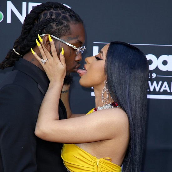 Cardi B And Her Husband OffSet of Scandal!!