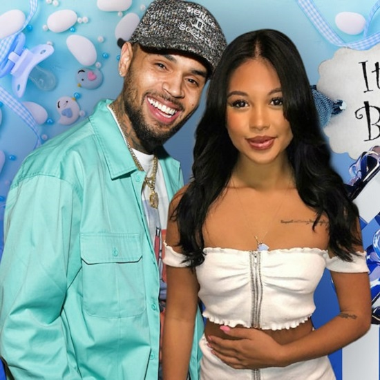 Chris Brown Reveals The Name Of His Son!!