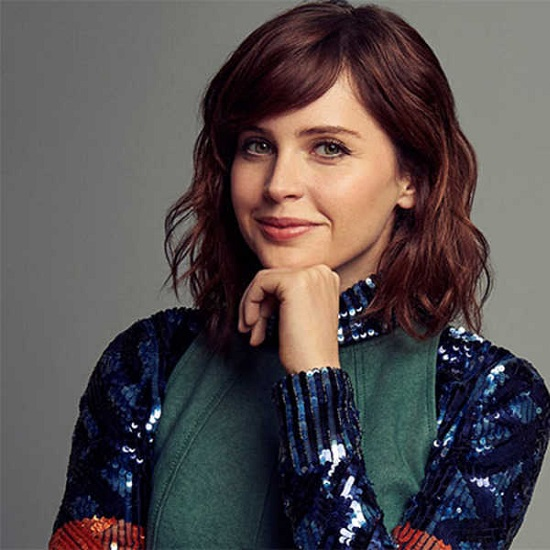 Felicity Jones Is Expecting First Child