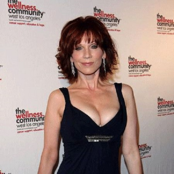Marilu Henner serious about diet