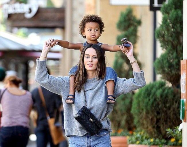 Nicole-with-her-son