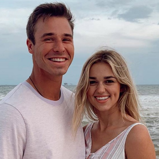 Duck Dynasty' fame Sadie Robertson Married Fiance Christian Huff!