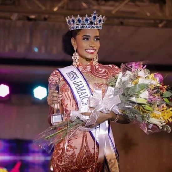 Miss World 2019 winner is Miss Jamaica Tony-Ann Singh, India's Suman Rao is second runner-up