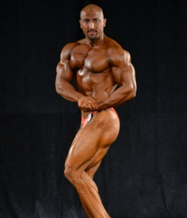 dave rienzi height and workout