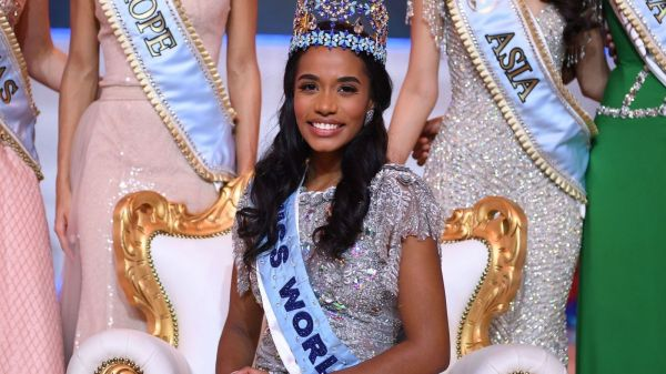 Miss World 2019 Miss Jamaica Tony-Ann singh