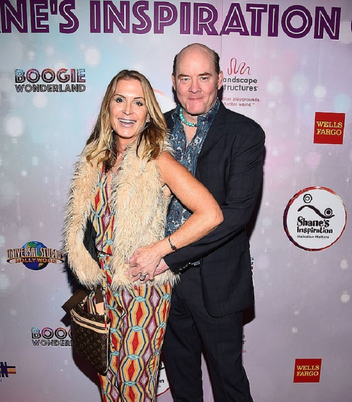 David Koechner and his wife Leigh Koechner divorce after 22 years