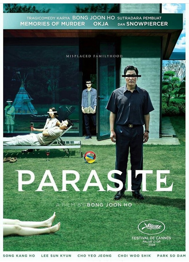 PARASITE Oscar nominations 2020