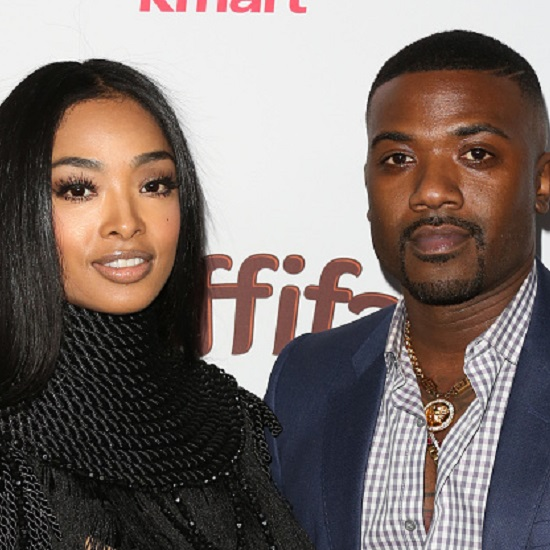 Ray J and Princess Love welcome their second child!