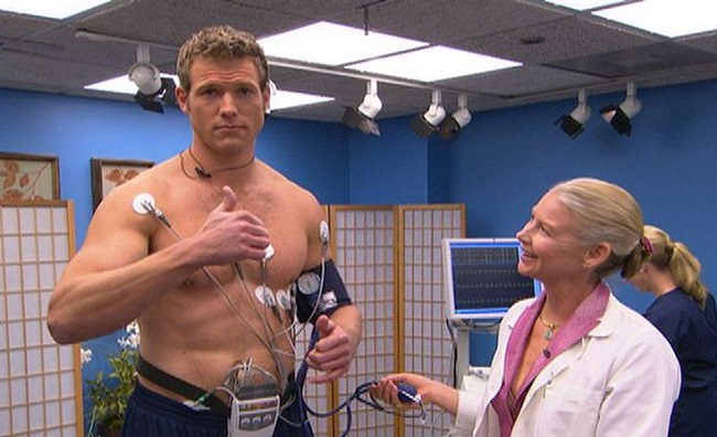 Travis Lane Stork is The Doctors host and actor of The Bachelor american tv series.