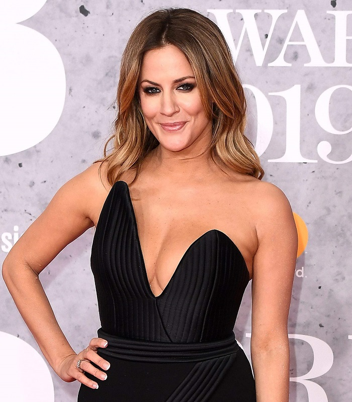 Why did Caroline Flack suicide?