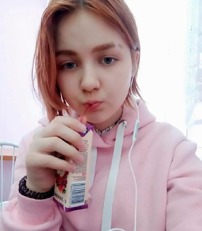 Daria Sudnishnikova pregnant at 13 with child of boyfriend
