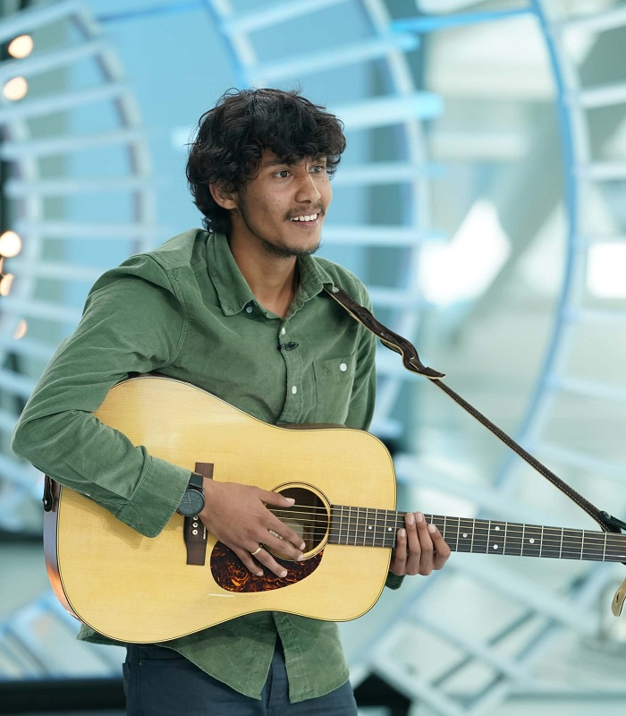 Interesting facts about Dibesh Pokhrel, American Idol contestant!