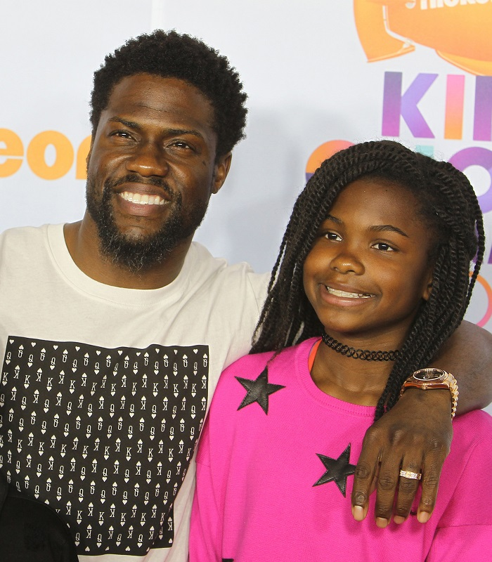 Heaven Hart, The Daughter Of Comedian/Actor Kevin Hart