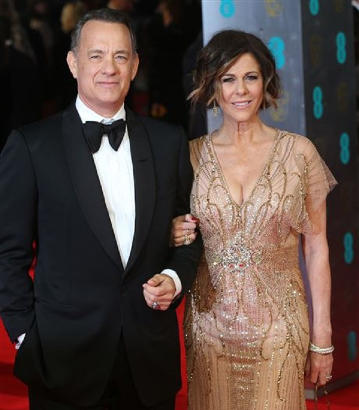 Tom Hanks And His Wife Rita Wilson Test Coronavirus Positive In Australia!