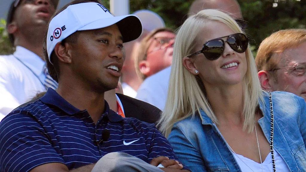 Erica Herman boyfriend Tiger Woods