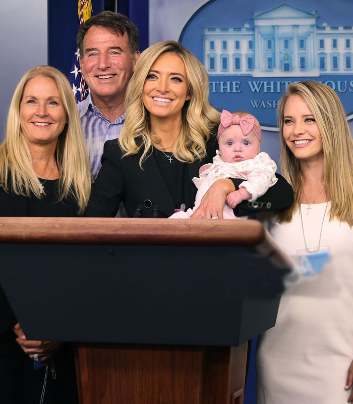 Kayleigh McEnany's Family: 5 quick Facts you would like to understand