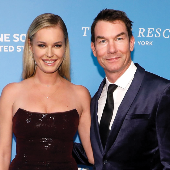 Rebecca Romijn husband Jerry O'Connell