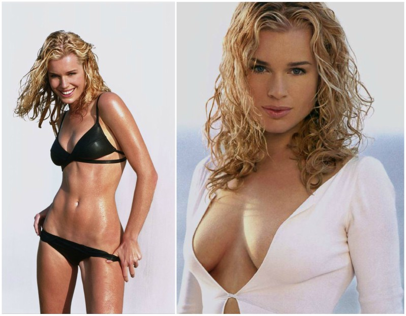 body measurements of actress Rebecca Romijn