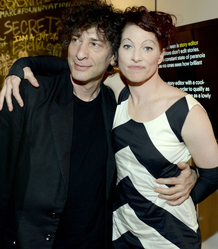 Amanda Palmer informs fans Split from husband Neil Gaiman While in Quarantine After 10 Years of Marriage