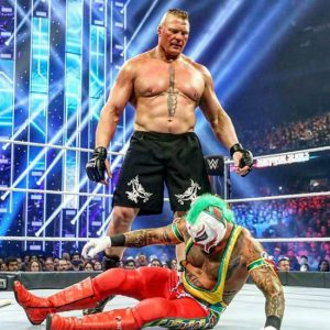 no 1 wrestler of wwe