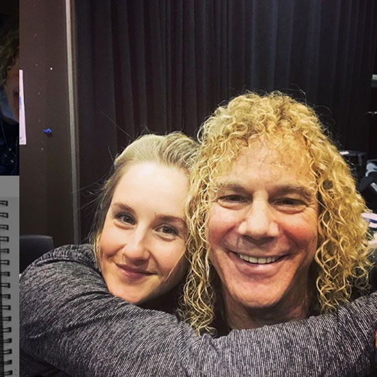 david bryan with wife Lexi Quaas