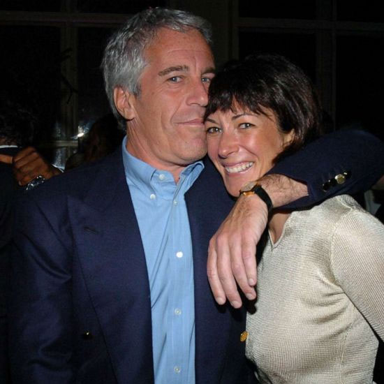 ghislaine Maxwell and jeffrey epstein