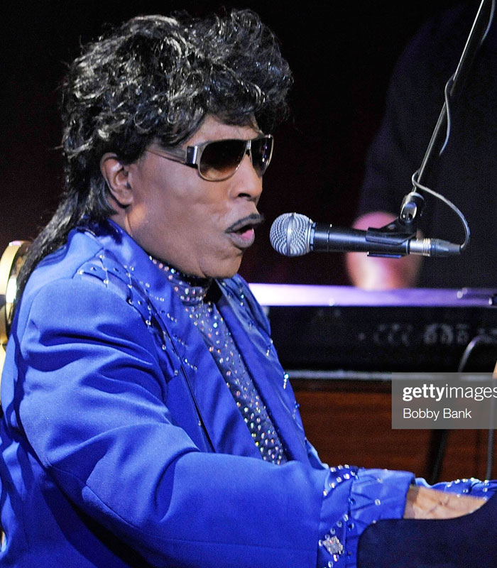 Little Richard, rock & roll pioneer, died