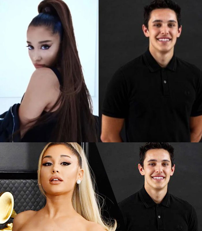 Ariana Grande Birthday Goes Instagram Official With Dalton Gomez