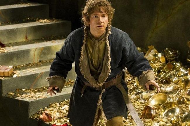 Bilbo Baggins in movie