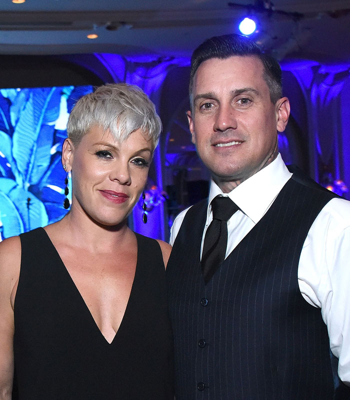 Pink doubts marriage to Carey Hart would've lasted without counseling