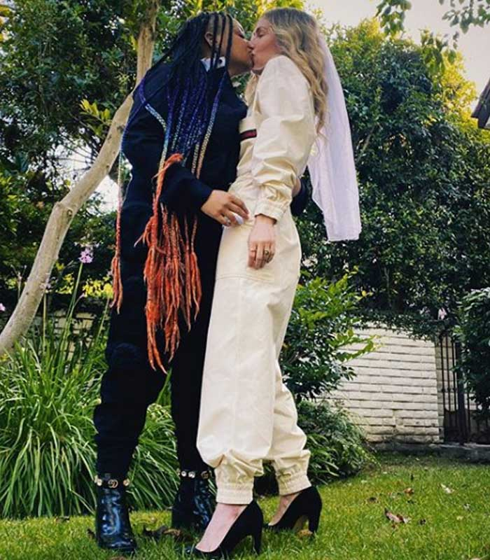 Raven Symone married to Miranda Pearman-Maday, Surprises fans by announcing her wife