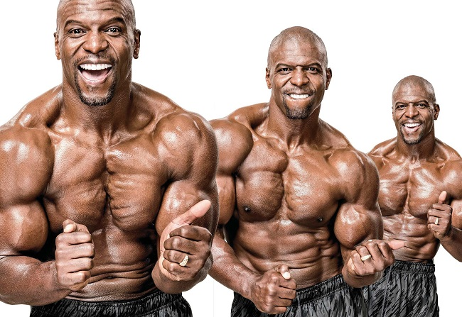 Terry Crews Body show