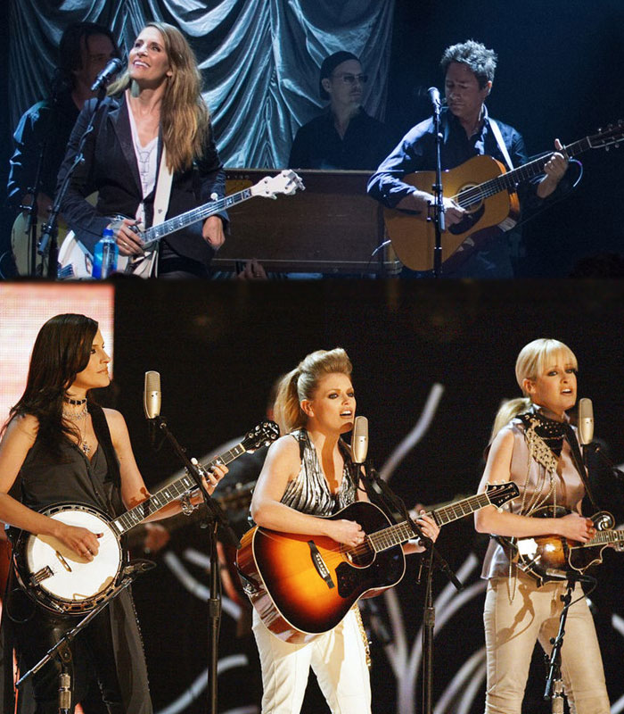 The Dixie Chicks have changed their band name to 'The Chicks'
