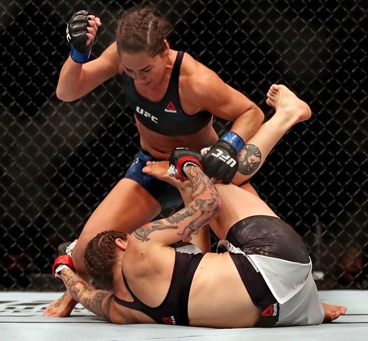 jessica eye UFC