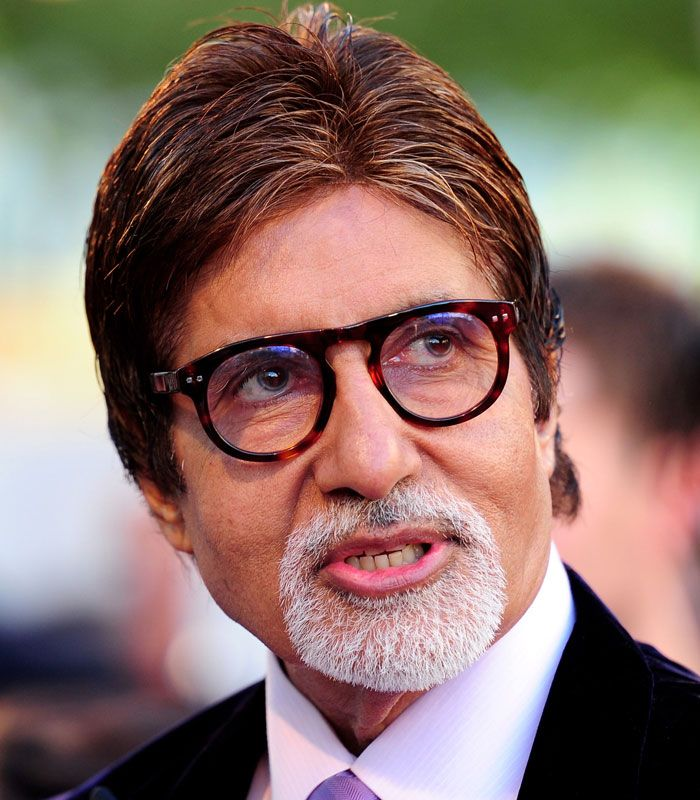 Bollywood superstar Amitabh Bachchan hospitalized for coronavirus