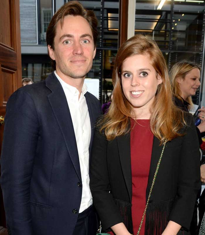 Princess Beatrice Married Edoardo Mapelli Mozzi in a Secret Royal Wedding