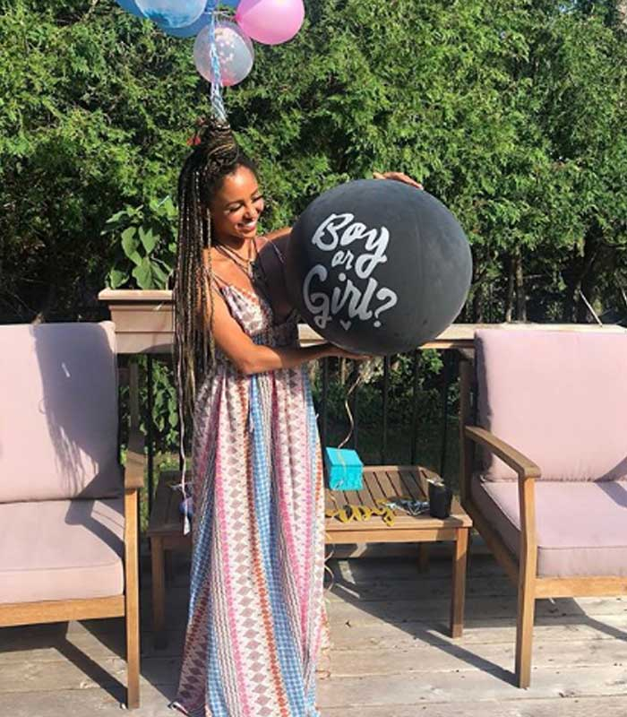 The star of 'Riverdale' Vanessa Morgan is pregnant
