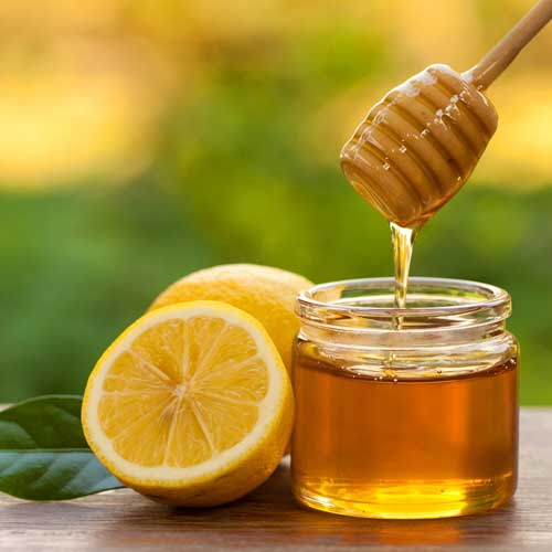 lemon honey for weight loss