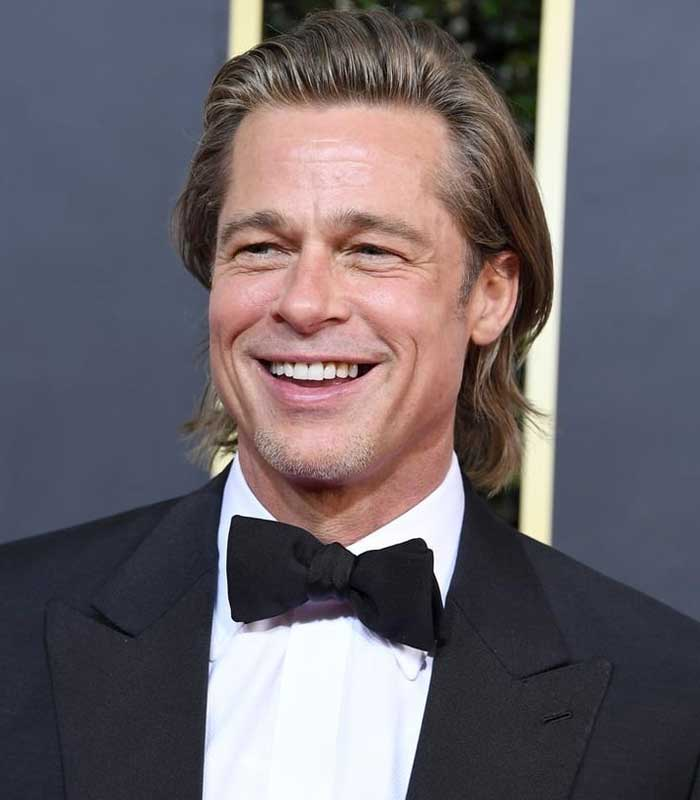 Brad Pitt's girlfriend reportedly is married but in an 'open' relationship