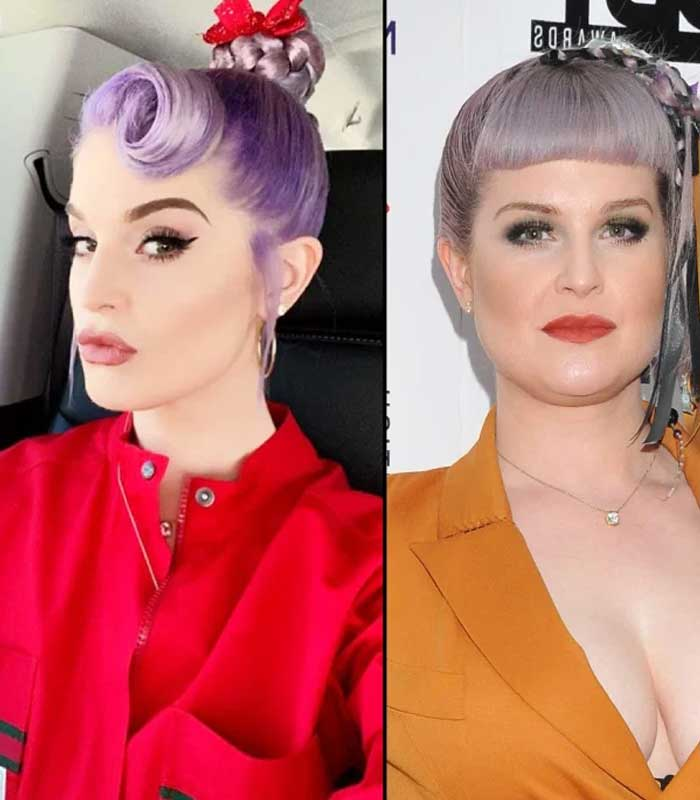 Kelly Osbourne weight loss is going to be loud and proud ...Kelly Osbourne 2020 Diet