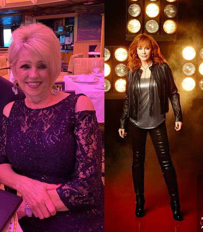Elisa Gayle Ritter and Reba McEntire are they same person? Biggest puzzle solved finally!