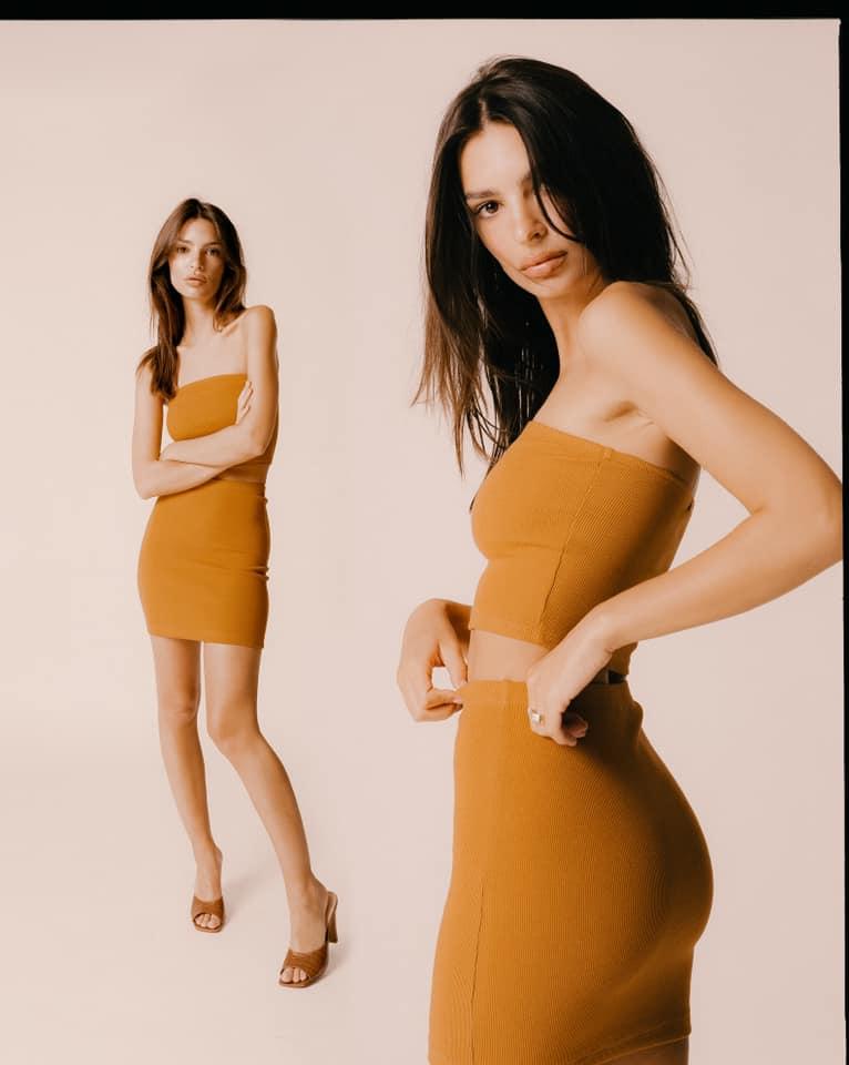 Emily Ratajkowski height, weight, Body measurements