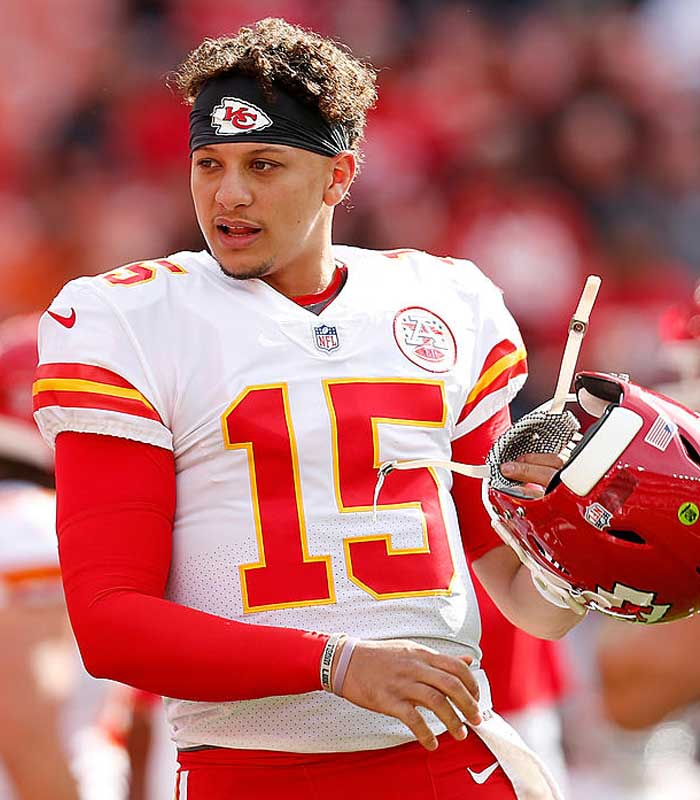 Patrick Mahomes contract details: Here's how much guaranteed money Chiefs QB will make in 'half-billion' dollar deal