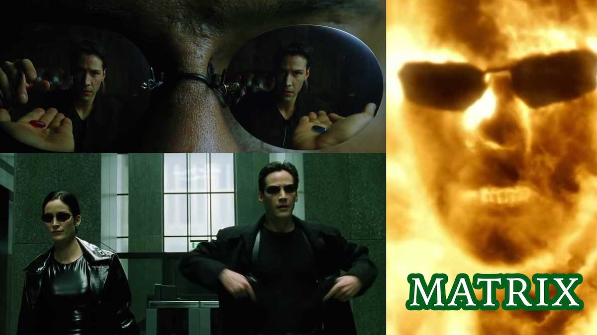 The Matrix Trilogy Explained and Movie Link