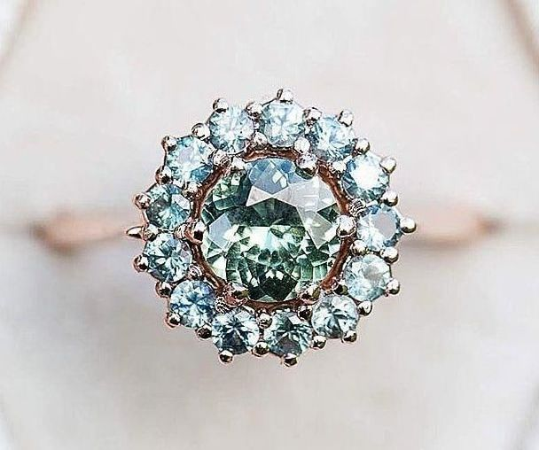 engagement ring halo for scarpio