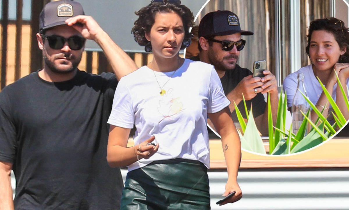 zac effon and Vanessa Valladares dating