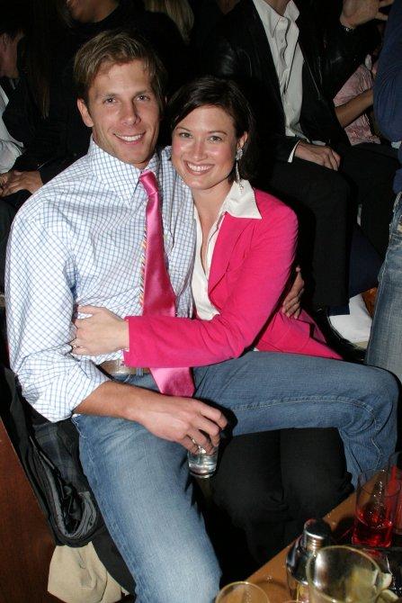 Meredith Phillips & Ian McKee