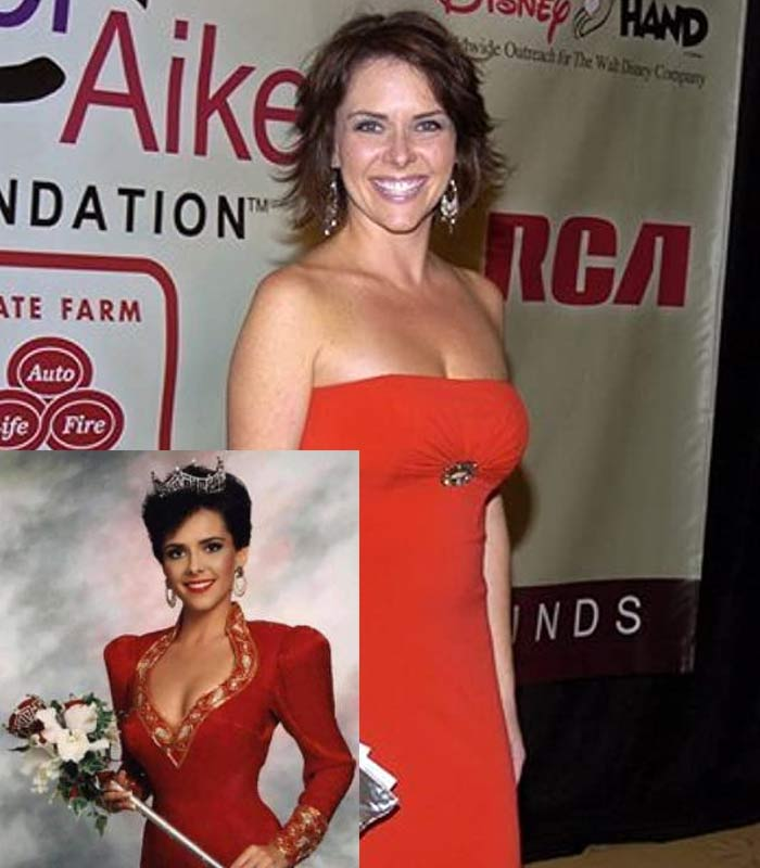 Former Miss America 1993 Leanza Cornett died at age 49