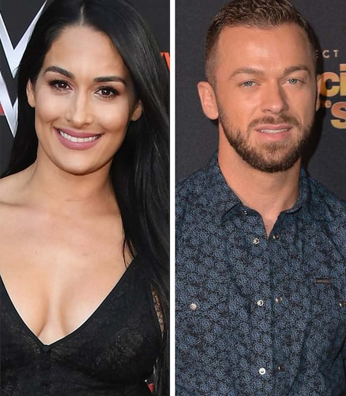 Nikki Bella Says Dancing with Artem Chigvintsev on DWTS Was 'Uncomfortable' When She Was Engaged to John Cena